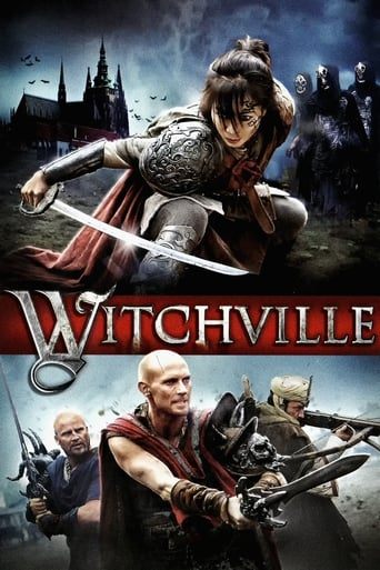 Poster of Witchville