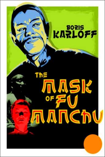 Poster of Die Maske des Fu Manchu