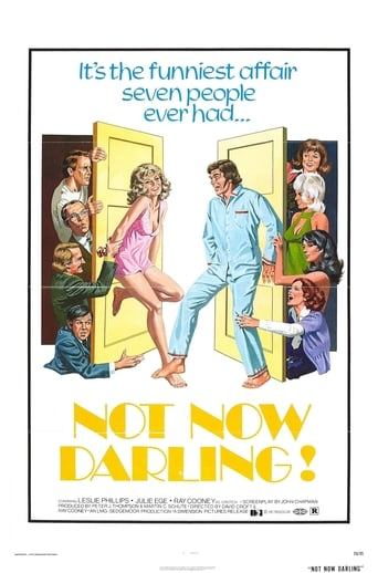 Poster of Not Now Darling
