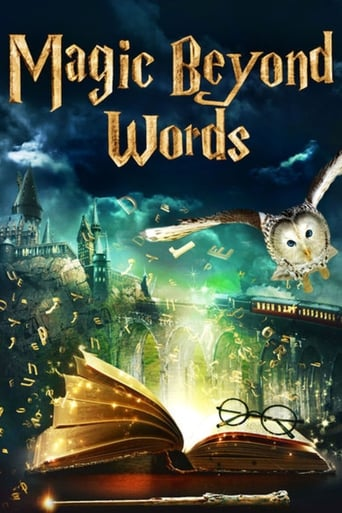 Poster of Magic Beyond Words: The JK Rowling Story
