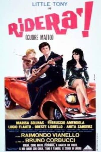 Poster of Riderà! - Cuore matto