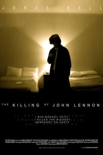 Poster of The Killing of John Lennon
