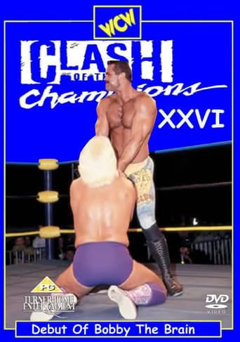 WCW Clash of The Champions XXVI