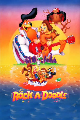 Poster of Rock-A-Doodle