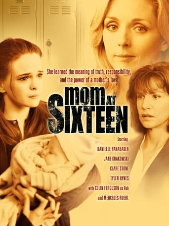 Poster of Mom at Sixteen