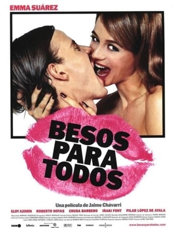 Poster of Kisses for Everyone