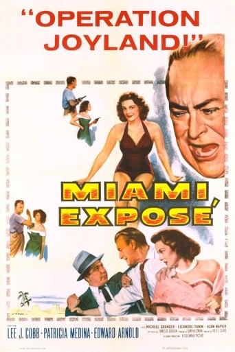 Poster of Miami Exposé