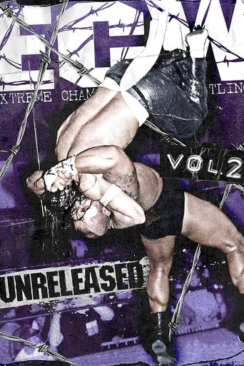 Poster of ECW - Unreleased Vol. 2