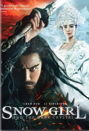 Poster of Zhongkui: Snow Girl and the Dark Crystal