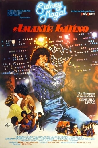 Poster of Amante Latino