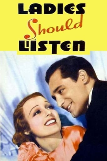 Poster of Ladies Should Listen
