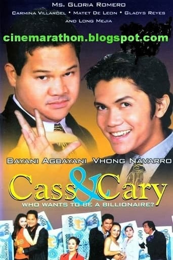 Poster of Cass & Cary: Who Wants to Be a Billionaire?