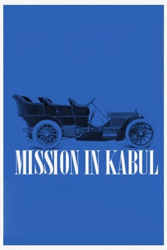 Poster of Mission in Kabul