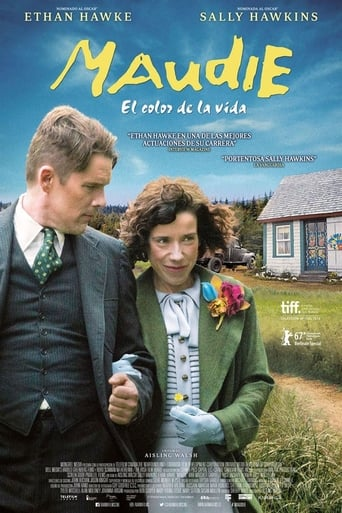 Poster of Maudie, el color de la vida