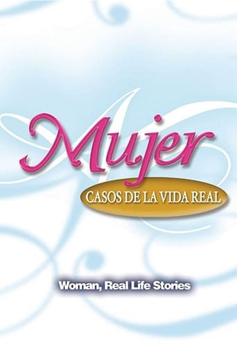 Poster of Mujer, Casos de la Vida Real