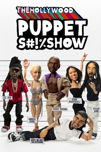 Poster of The Hollywood Puppet Show