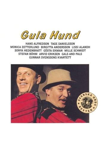 Poster of Gula Hund