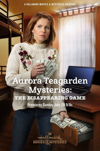 Poster of Aurora Teagarden Mysteries: The Disappearing Game