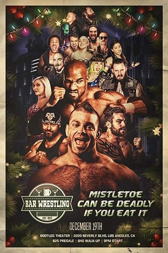 Poster of Bar Wrestling 26: Mistletoe Can Be Deadly If You Eat It