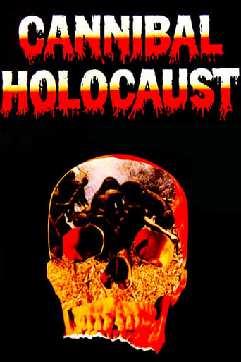 Poster of Cannibal Holocaust