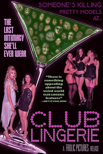 Poster of Club Lingerie