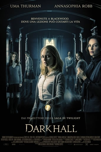 Poster of Dark Hall