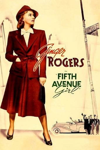 Poster of 5th Ave Girl