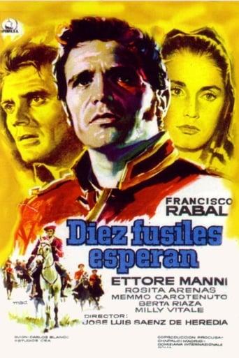 Poster of Diez fusiles esperan