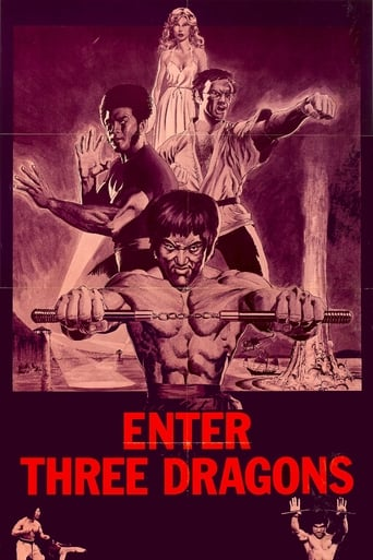 Poster of Enter Three Dragons