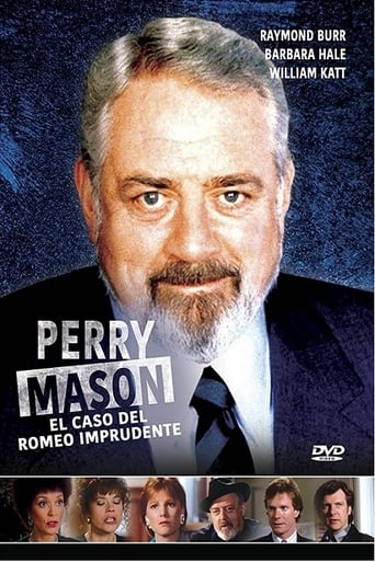 Poster of Perry Mason: The Case of the Reckless Romeo