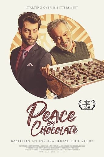 Poster of Peace by Chocolate