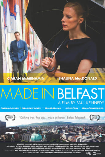 Poster of Made in Belfast