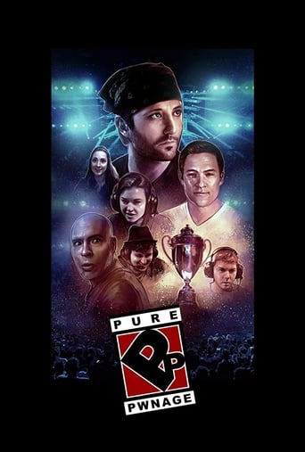 Poster of Pure Pwnage: Teh Movie