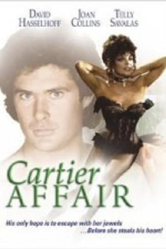Poster of The Cartier Affair
