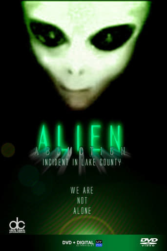 Poster of Alien Abduction: Incident in Lake County