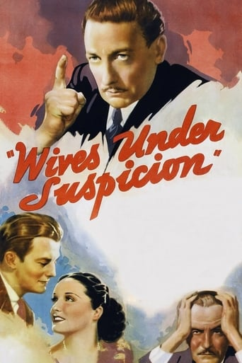 Poster of Wives Under Suspicion