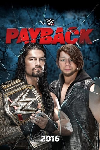 Poster of WWE Payback 2016