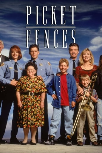 Poster of Picket Fences