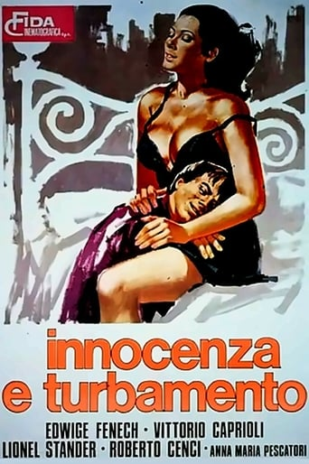 Poster of Innocence and Desire