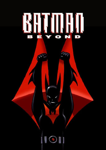 Poster of Batman Beyond