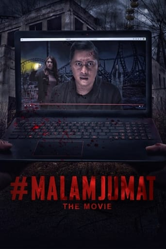 Poster of #MalamJumat the Movie