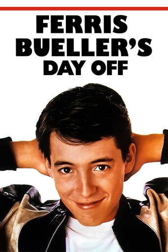 Poster of Ferris Bueller's Day Off