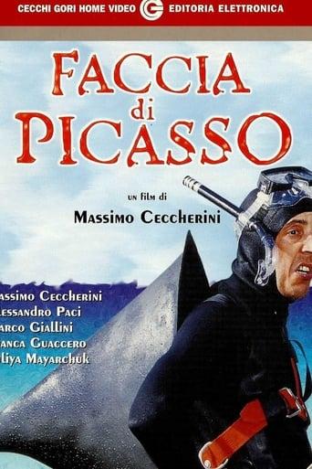 Poster of Faccia di Picasso
