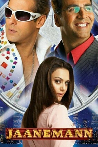 Poster of Jaan-E-Mann