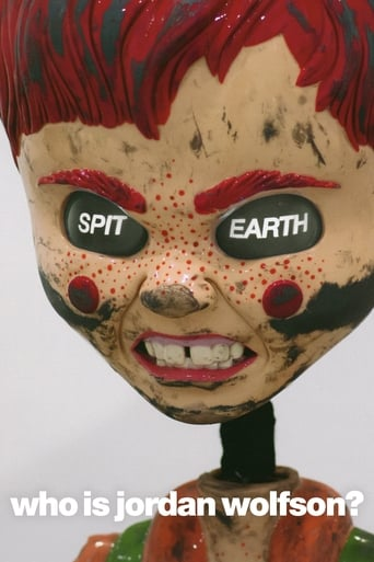 Poster of Spit Earth: Who is Jordan Wolfson?