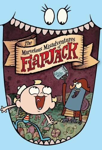 Poster of The Marvelous Misadventures of Flapjack