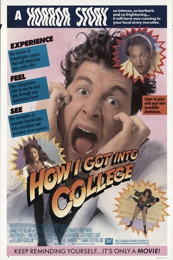 Poster of How I Got Into College