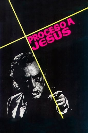 Poster of Proceso a Jesús