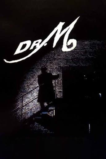 Poster of Dr. M