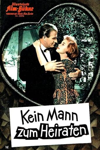 Poster of Kein Mann zum Heiraten